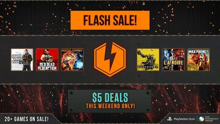 PlayStation anuncia ventas Flash para este fin de semana: BioShock, GTA IV, Read Dead Redemption y más