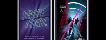 Durante los fines de semana de septiembre, en Tinder habrá una nueva forma de hacer match: así funciona Swipe Night