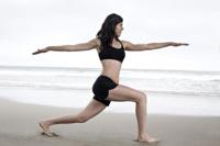 Practicar yoga para correr mejor