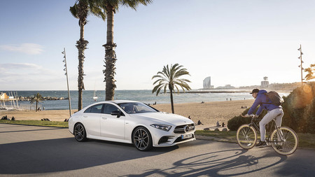 Mercedes-AMG CLS 53 4Matic+ a prueba. O cuando AMG baja el volumen y hace un gran turismo