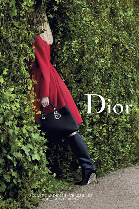 Dior nos invita a descubrir otras perspectivas Versallescas en la corte del Rey Sol