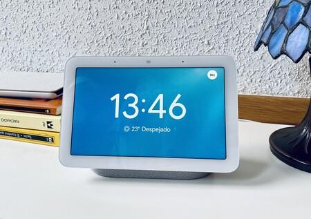 Los Google Nest Hub se actualizan ya con Fuchsia OS de forma masiva
