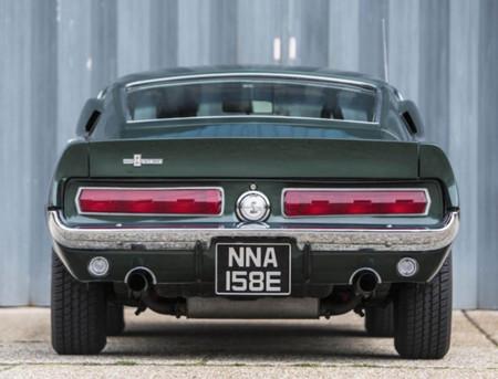 Mustang Gt500 4