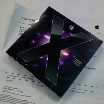 Mac OS X 10.5 Leopard: ¡Bienvenido a casa!