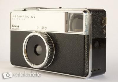 Cámaras Clásicas: Kodak Instamatic