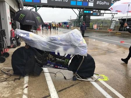 Yamaha Gp Gran Bretana Motogp 2018