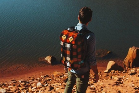 Woolrich x Topo Design Bag Collection