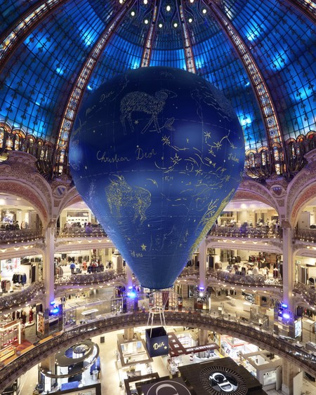 Dior Galeries Lafayette 70 Ans Pop Up C Raphael Dautigny 5