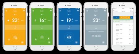 Versión para iOS de la aplicación de tado