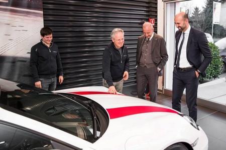 Horacio Pagani Porsche 911 R