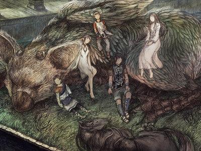 Ico y Wander de Shadow of The Colossus se cuelan en el último trailer de The Last Guardian