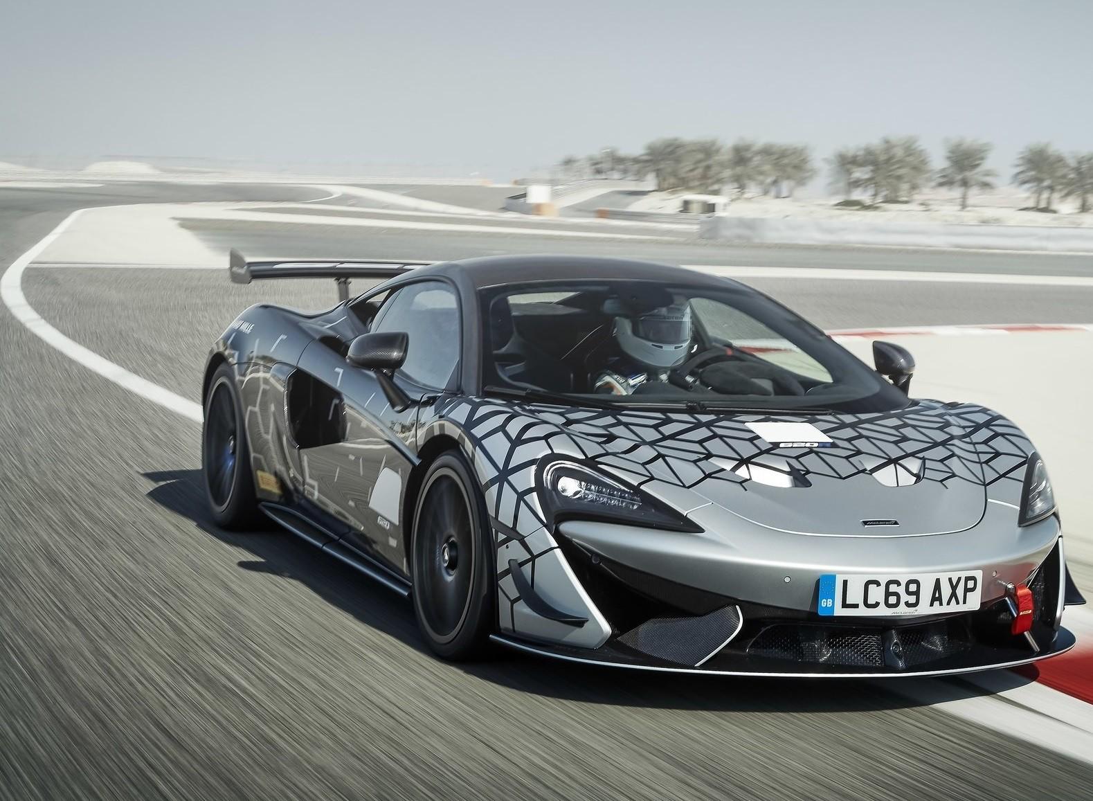 Foto de McLaren 620R (5/7)