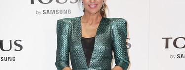 Paula Echevarría reaparece con un look de entretiempo perfecto para cualquier ocasión