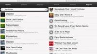 Grooveshark desafía las prohibiciones y presenta su nueva versión móvil en HTML5