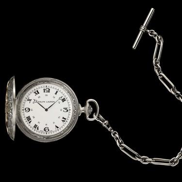Ralph Lauren nos lleva atrás en el tiempo con su nueva línea de relojes de inspiración Western