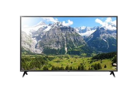 Smart TV de 50 pulgadas LG 50UK6300, con resolución 4K, por 389,99 euros en el Super Weekend de eBay