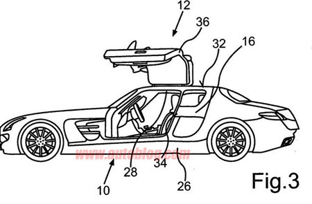 SLS AMG cuatro puertas