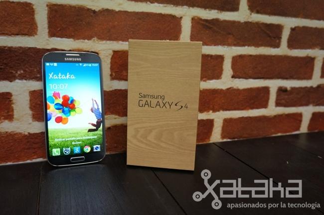 Samsung Galaxy S4 galería