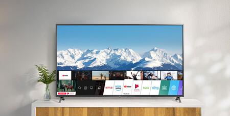 """La oferta del día del Black Noviembre de Media Markt es esta enorme smart TV 4K LG de 75"""" de 2020 rebajadísima a 799 euros"""