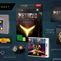 La edición Legacy de Metroid: Samus Returns se describe con una sola palabra: impresionante