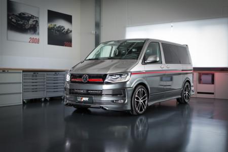 ABT no ha dejado escapar la posibilidad de preparar la Volkswagen T6