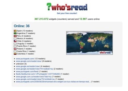 who´s read, un serio competidor de Whos.amung.us