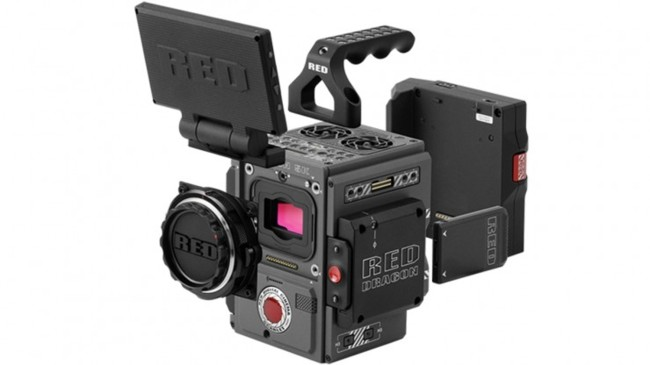 Red Scarlet W Expanded Package