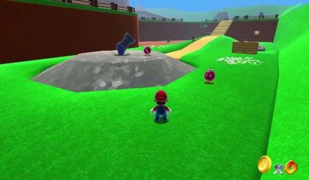 Así luciría Mario 64 con el motor Unity en las consolas actuales