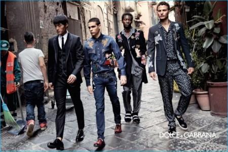 Dolce Gabbana 2016 Fall Winter Mens Campaign 001 800x533