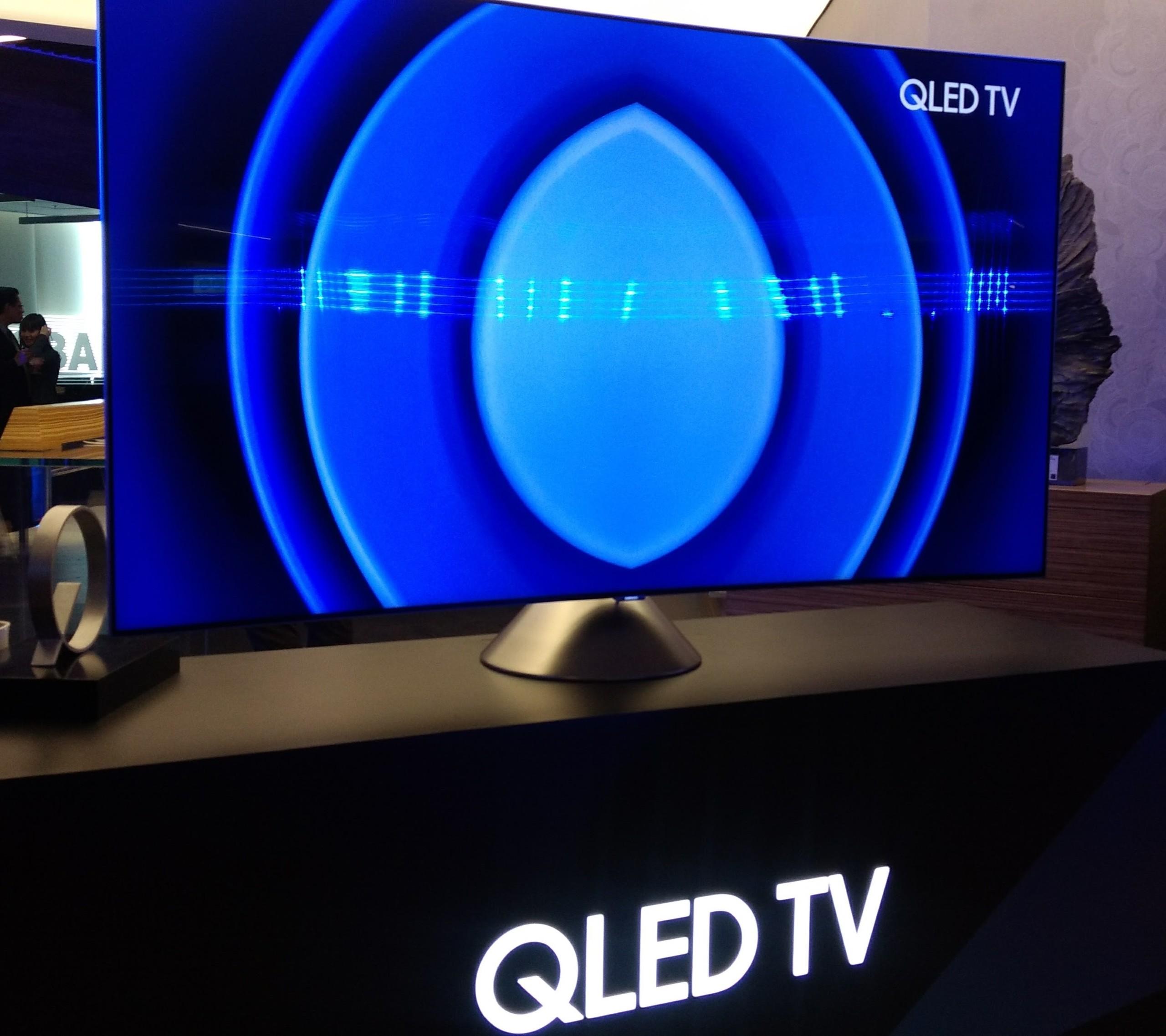 Foto de Samsung QLED TVs (1/7)