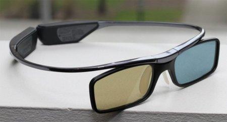 Samsung nos enseña sus gafas 3D con conectividad Bluetooth