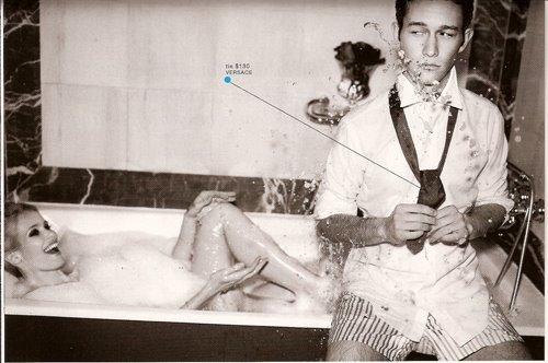 Foto de Claudia Schiffer y Joseph Gordon-Levitt (10/10)
