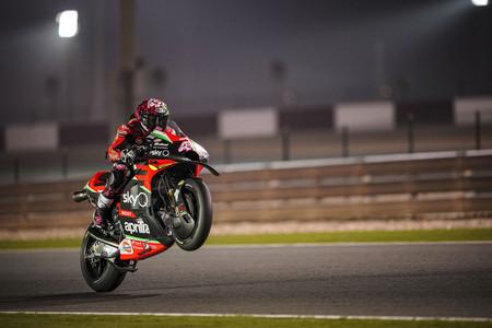 Aprilia ante su asalto a la élite de MotoGP: paciencia con la nueva moto y un incordio llamado Andrea Iannone