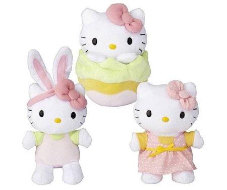 Hello Kitty también celebra las Pascuas