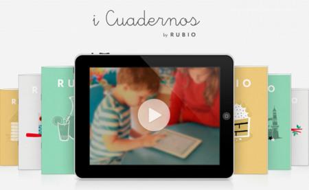 iCuadernos, los cuadernillos Rubio llegan al iPad