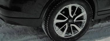 Comprobamos lo que los neumáticos de invierno son capaces de salvar... a seis grados bajo cero