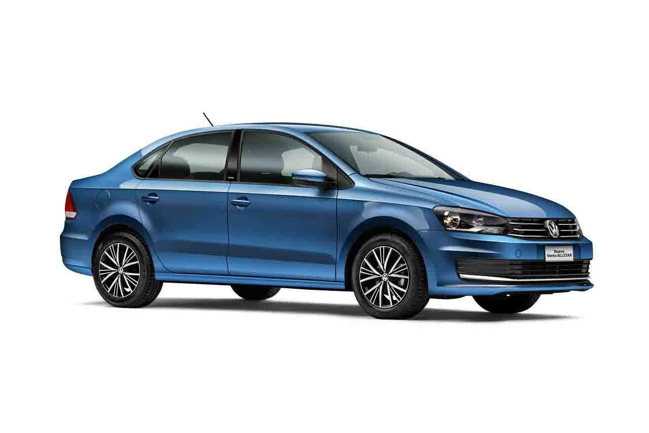 Volkswagen Vento Y Polo Allstar 2017 En Mexico