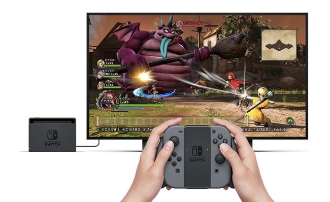 Dragon Quest Switch