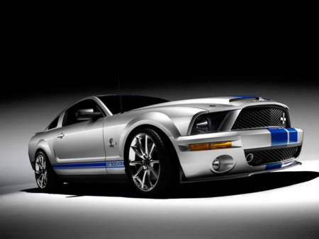 2008 Ford Mustang Shelby Gt500kr King Of The Road