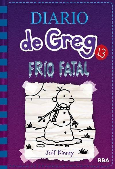 Diario Greg Frio Fatal