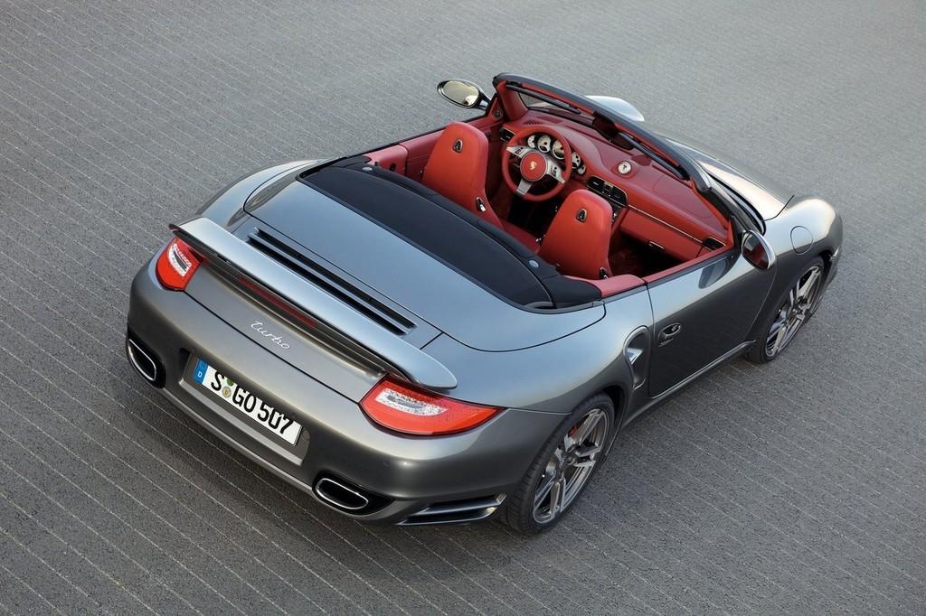 Foto de Porsche 911 Turbo (7/7)