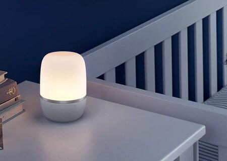 Lámpara de meross con HomeKit