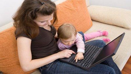 """""""Mamá trabaja en casa"""", conferencia virtual gratuita"""