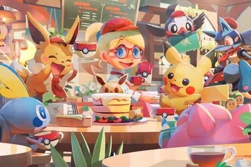 Aquí tienes todos los juegos y anuncios de  Pokémon Presents