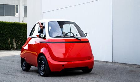 El Microlino ya rueda en vídeo, y acostúmbrate a ver a este 'Isetta' eléctrico porque llegará al mercado y a producción en breve