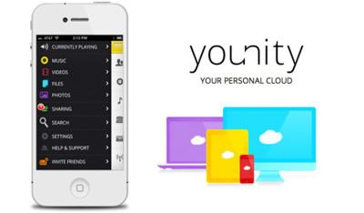 Younity, una forma sencilla de crear tu propia nube personal