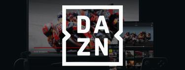 DAZN llega a España por 4,99 € al mes con MotoGP y Premier League en exclusiva: así funciona