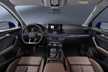Audi Q5 Sportback Interior