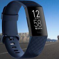 Rebajadísima. La pulsera deportiva Fitbit Charge 4 nunca había estado tan barata en Amazon: sólo 99,95 euros