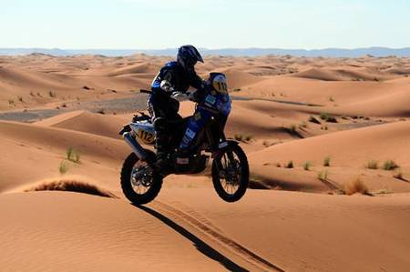 Rally de Marruecos 2009, cuarta etapa